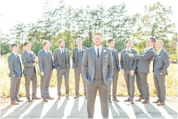 groom and groomsmen at Twigs wedding