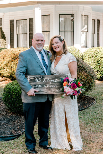 Elopement Packages SC NC