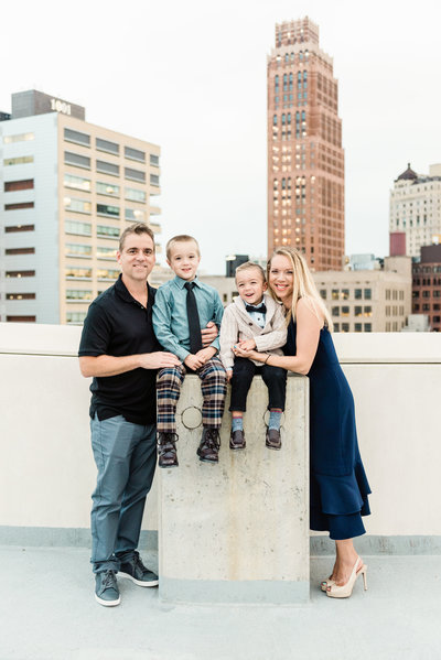 Detroit Family Photographer
