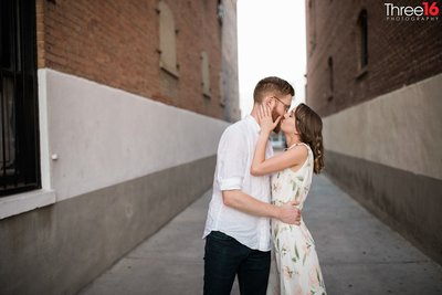 Old Towne Orange Engagement Professional Photographer Orange County Wedding