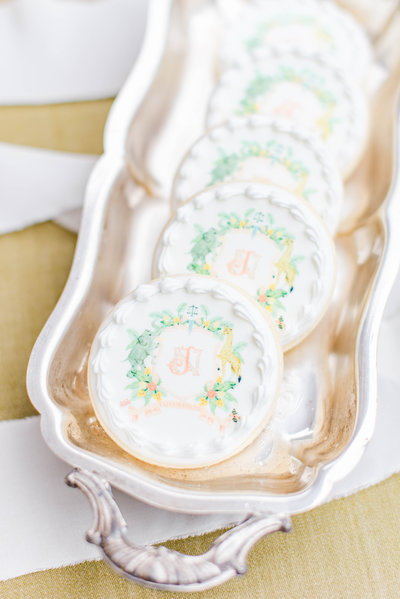 watercolor-crest-royal-icing-cookies-The-Welcoming-District