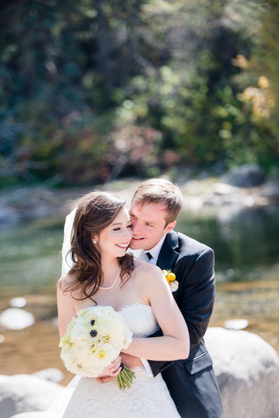 Lake Catamount Steamboat wedding