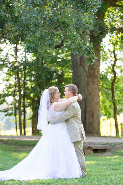 greenville weding photography