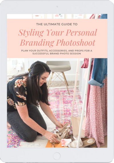 The Ultimate Guide to STyling Youre Branding Session