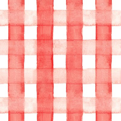 red gingham sample cropped