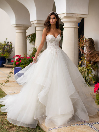 Moonlight Wedding Dress  3