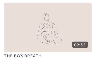 The Box Breath exercise