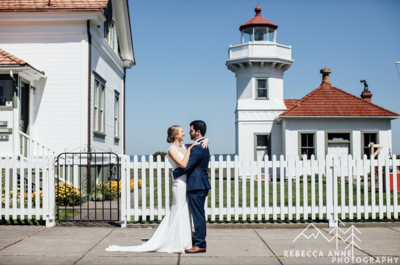 Rosehill Community Center is a wedding venue in the Seattle area, Washington area photographed by Seattle Wedding Photographer, Rebecca Anne Photography.
