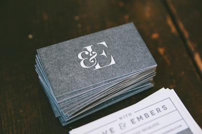 With Love and Embers Stationery by 315 Design-11