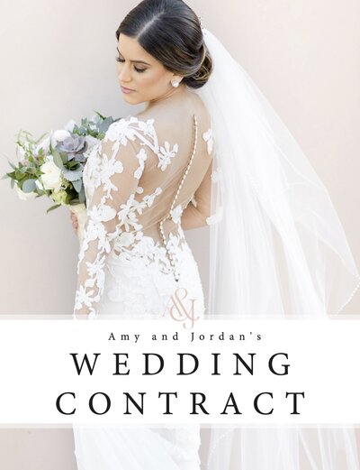 Wedding Contract FLAT