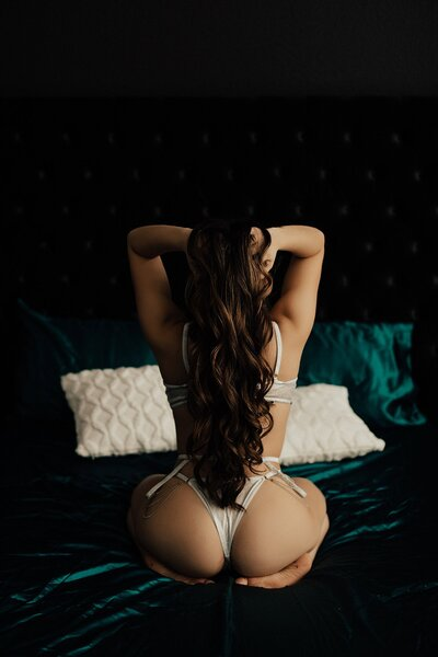 sexy boudoir photos in charlotte nc