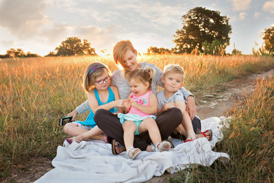 Moore County NC Family Photographer