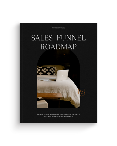 Sales Funnel Roadmap Cover
