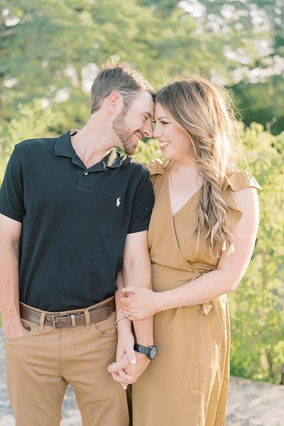Bull Creek Engagement Session Holly Marie 14