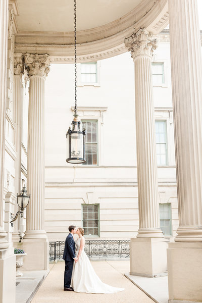 Anderson House Wedding in Washington, DC