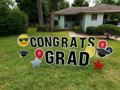 Congrats Grad 2nd view