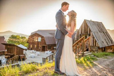 Summer Gorrono Ranch wedding