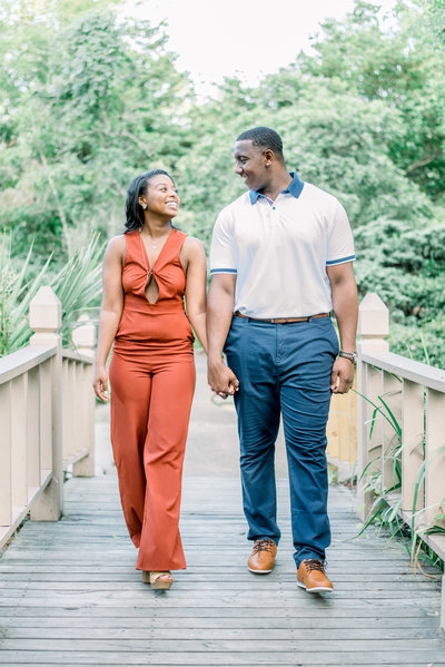 Anniversary Session at Mercer Arboretum and Botanic Gardens by Jessica Lucile Photography
