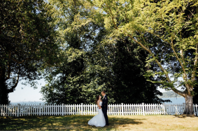 Hood Canal Vista Pavilion is a wedding venue in the Seattle area, Washington area photographed by Seattle Wedding Photographer, Rebecca Anne Photography.