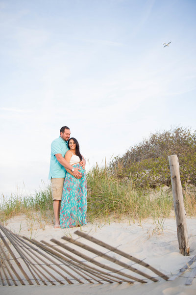 South Jersey Maternity Photographer