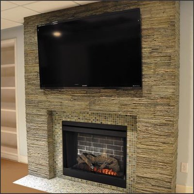 fireplace from design