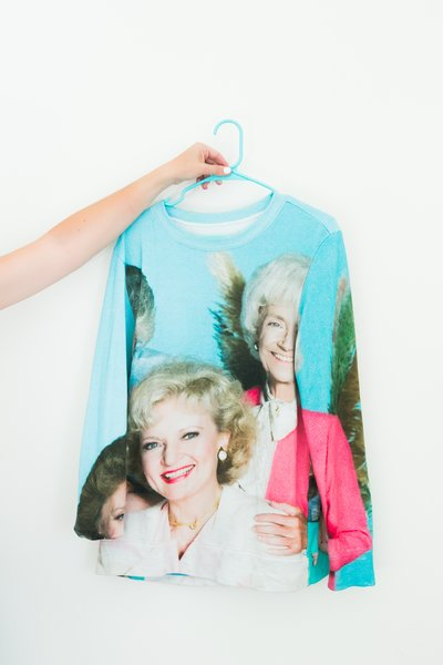 Golden Girls sweatshirt from Helpsy