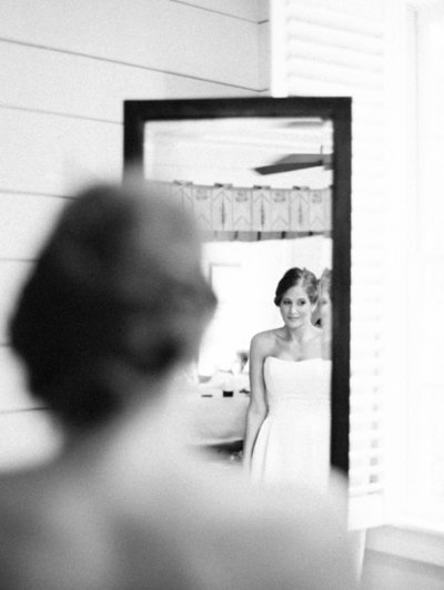 Bride Getting Ready at Old Edwards Inn