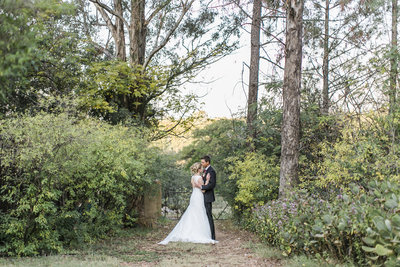 winter wedding pretoria
