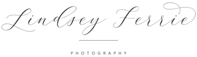 Lindsey Ferrie Photography - Main Logo