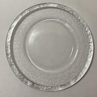 silver rimmed glass charger (1) (1)