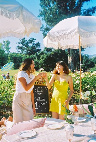 6_santa_barbara_rose_garden_picnic_party