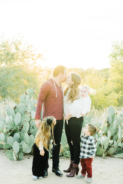 Gilbert Arizona family photos