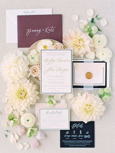 pirouettepaper.com | Wedding Stationery, Signage and Invitations | Pirouette Paper Company | Invitations | Jordan Galindo Photography _ (70)