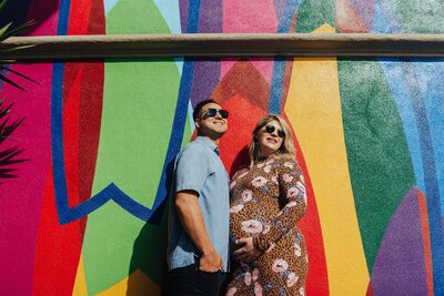 SoCal Standard - Colorful Modern Playful San DIego Maternity photographer - Mark and Megan-32_websize
