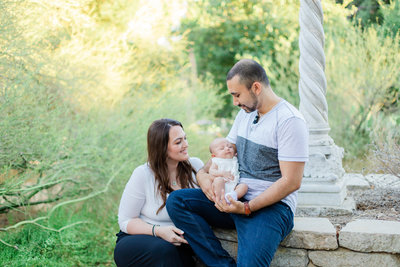 Pasadena Family Session M&S-8
