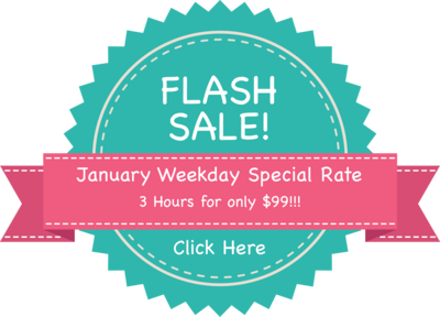 Jan Flash Sale