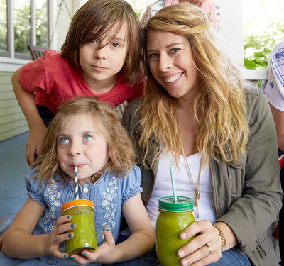CEO Jen Hansard of Simple Green Smoothies