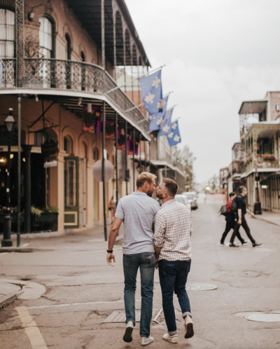 new orleans LGBTQ wedding