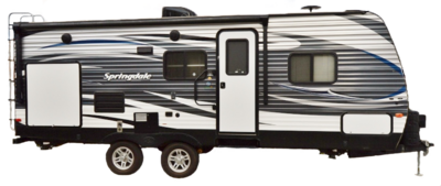 Recreation RV Sales Travel Trailer Sales Icon
