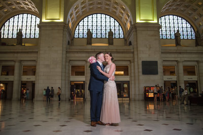 Washington DC Wedding Union Station Sonoma-9