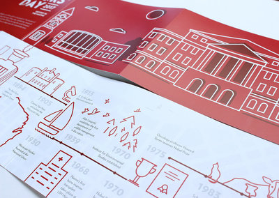 Event illustration and branding collateral by Christie Evenson