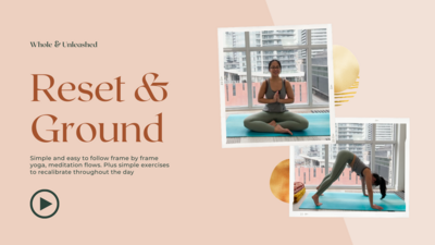 Reset & Ground Yoga Bonus