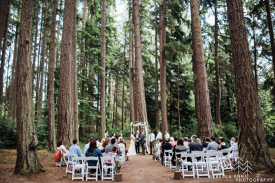 Kitsap Memorial State Park Seattle Wedding Venue