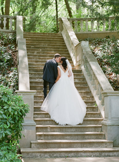 Cator Woolford Gardens Wedding Atlanta