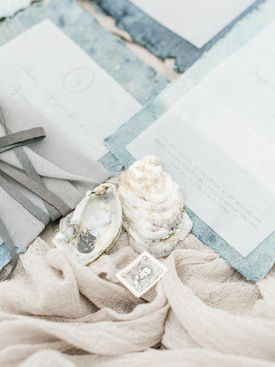 Coastal Wedding Details