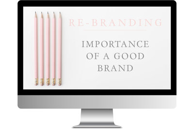 REBRANDING THE IMPORTANCE