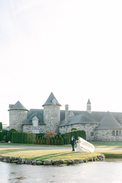 Castle Farms Traverse City Wedding