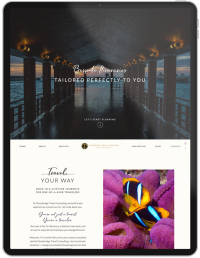 Stonebridge Travel Consulting-Showit-Website-Templates