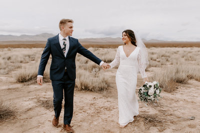 K&T | Dry Lake Bed Bridal Wedding Photography Session | Las Vegas Adventure Session | Las Vegas Wedding Engagement Photographer | Katelyn Faye Photography | www.katelynfaye.com (51 of 51)