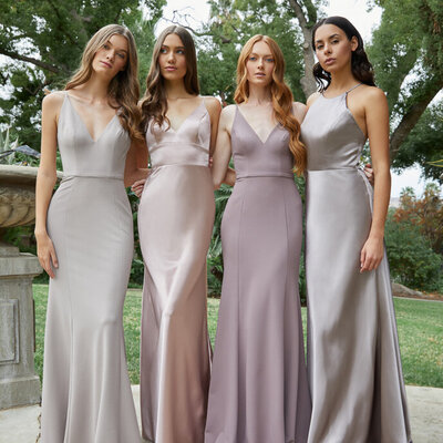 HOME PAGE - SECTION 2 - BRIDAL PARTY DRESSES